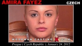 Amira Fayez from WOODMANCASTINGX