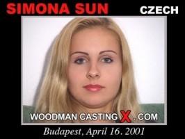 Simona Sun  from WOODMANCASTINGX