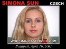 Simona Sun casting video from WOODMANCASTINGX by Pierre Woodman