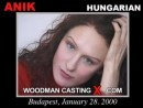 Anik casting video from WOODMANCASTINGX by Pierre Woodman