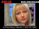 Anija casting video from WOODMANCASTINGX by Pierre Woodman