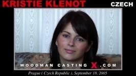Kristie Klenot  from WOODMANCASTINGX