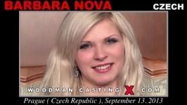 Barbara Nova from WOODMANCASTINGX