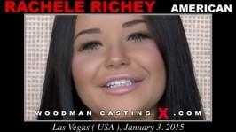 Rachele Richey  from WOODMANCASTINGX