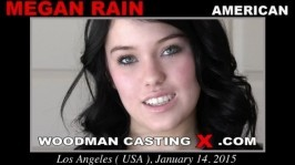 Megan Rain  from WOODMANCASTINGX