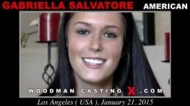Gabriella Salvatore  from WOODMANCASTINGX