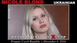 Nicole Blond  from WOODMANCASTINGX
