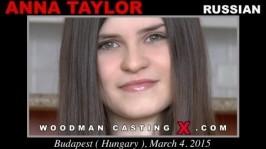Anna Taylor  from WOODMANCASTINGX