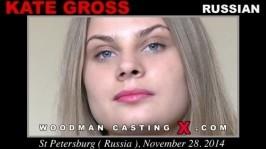 Kate Gross  from WOODMANCASTINGX