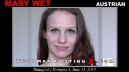 Mary Wet  from WOODMANCASTINGX