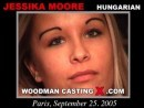 Jessica Moore Casting video from WOODMANCASTINGX by Pierre Woodman