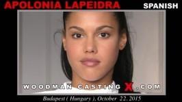 Apolonia Lapiedra  from WOODMANCASTINGX