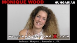 Monique Wood  from WOODMANCASTINGX