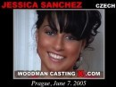 Jessica Sanchez Casting video from WOODMANCASTINGX by Pierre Woodman