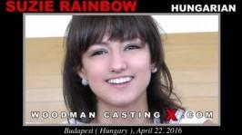 Suzy Rainbow  from WOODMANCASTINGX