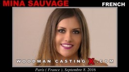 Mina Sauvage  from WOODMANCASTINGX