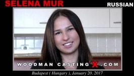Selena Mur  from WOODMANCASTINGX