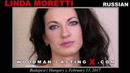 Linda Moretti  from WOODMANCASTINGX