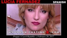 Lucia Fernandez  from WOODMANCASTINGX