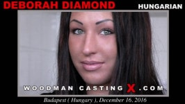 Deborah Diamond  from WOODMANCASTINGX