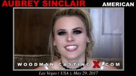 Aubrey Sinclair  from WOODMANCASTINGX