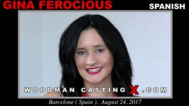 Gina Ferocious  from WOODMANCASTINGX