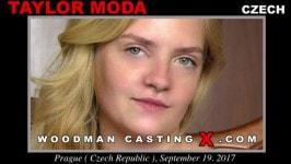 Taylor Moda  from WOODMANCASTINGX