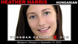 Heather Harris  from WOODMANCASTINGX