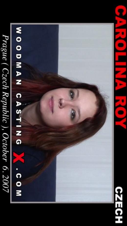 Carolina Roy - `Carolina Roy Casting` - by Pierre Woodman for WOODMANCASTINGX