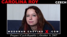 Carolina Roy  from WOODMANCASTINGX