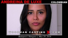 Andreina De Luxe  from WOODMANCASTINGX