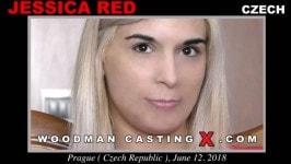 Jessica Red  from WOODMANCASTINGX