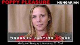 Poppy Pleasure  from WOODMANCASTINGX