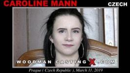Caroline Mann  from WOODMANCASTINGX