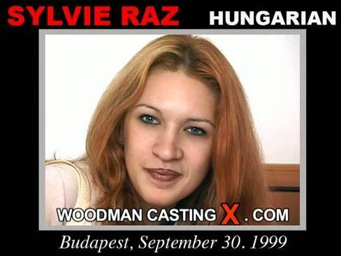 Sylvie Raz - `Sylvie Raz casting` - by Pierre Woodman for WOODMANCASTINGX