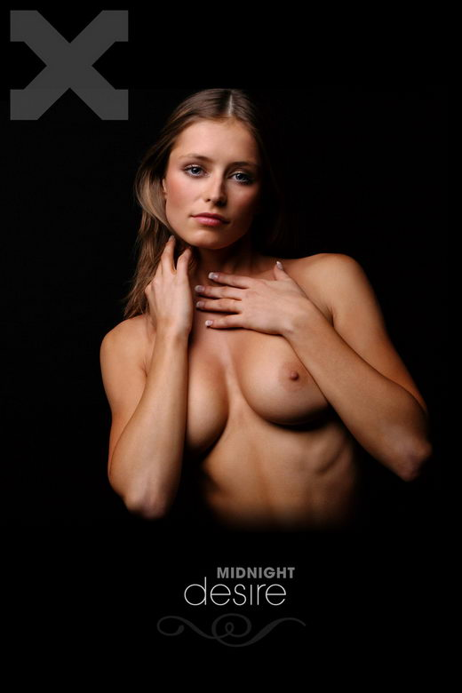 Ophelia - `Midnight Desire` - by Brigham Field for X-ART