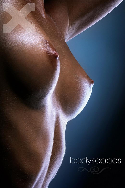 Nella - `Bodyscapes` - by Brigham Field for X-ART