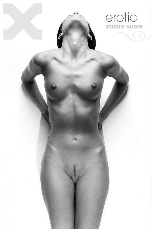 Klara - `Erotic Studio Nudes` - by Brigham Field for X-ART