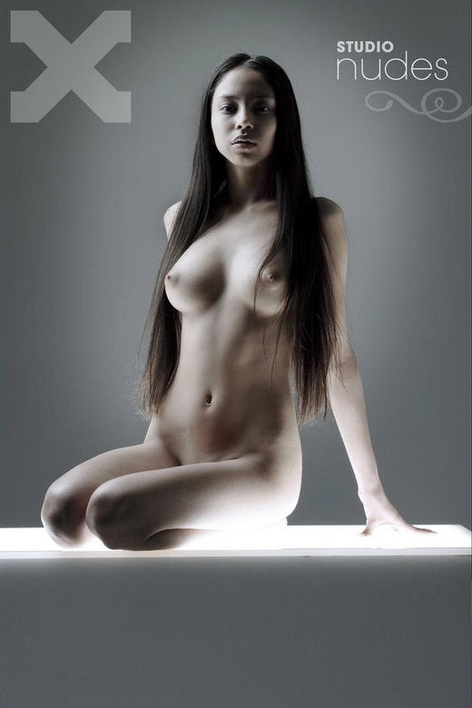 Alexis - `Studio Nudes` - by Brigham Field for X-ART