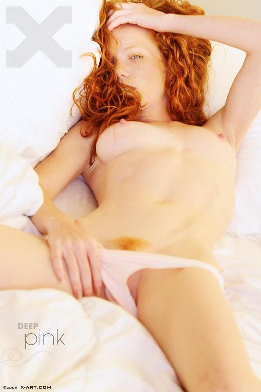 Scarlett - `Deep Pink` - by Brigham Field for X-ART