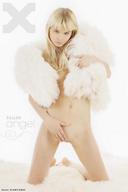 Jenny - `Fallen Angel` - by Brigham Field for X-ART
