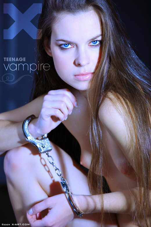 Milla - `Teenage Vampire` - by Brigham Field for X-ART