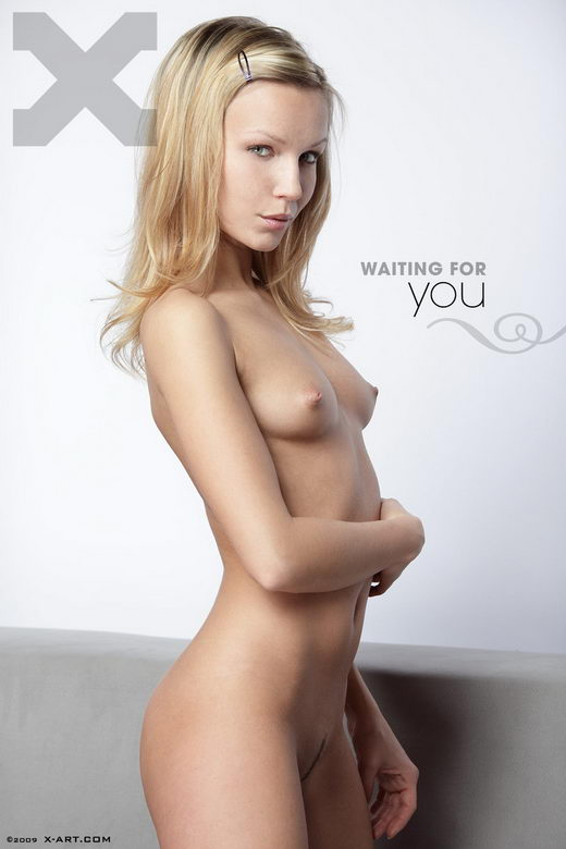Kristi in Waiting for You gallery from X-ART by Brigham Field