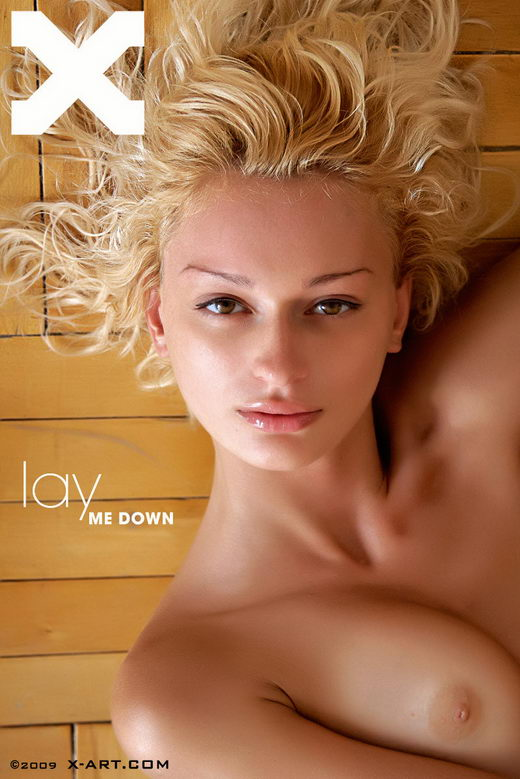 Zara in Lay Me Down gallery from X-ART by Brigham Field