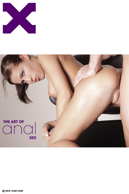 Marie - `The Art of Anal Sex` - by Brigham Field for X-ART