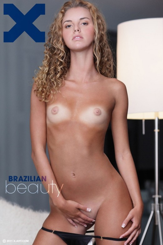 Carmen - `Brazilian Beauty` - by Brigham Field for X-ART