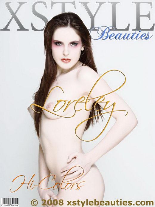 Loreley - `Hi Colors` - for XSTYLEBEAUTIES