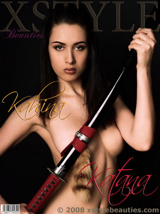Kahina - `Katana` - for XSTYLEBEAUTIES