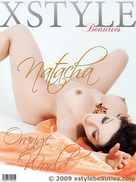 Natacha - `Orange World` - for XSTYLEBEAUTIES