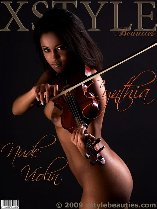 Cynthia - `Nude Violin` - for XSTYLEBEAUTIES